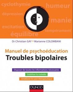 Manuel de psychoéducation - Troubles bipolaires dans 08 Ouvrages manuel-de-psychoeducation-troubles-bipolaires-236x300